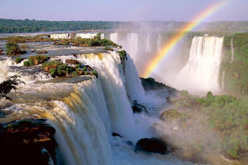 【悦途】巴西 阿根廷瀑布 & 秘魯马丘比丘经典3国 17天之旅
